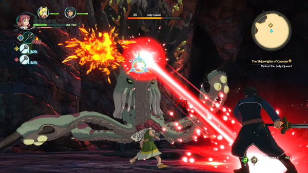 ni no kuni ii revenant kingdom pc