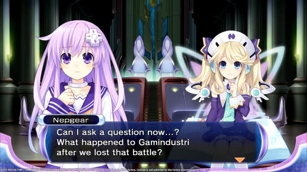 hyperdimension neptunia re birth2 pc