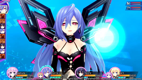 hyperdimension neptunia re birth3 pc