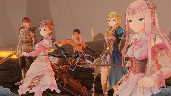 atelier lulua the scion of arland pc