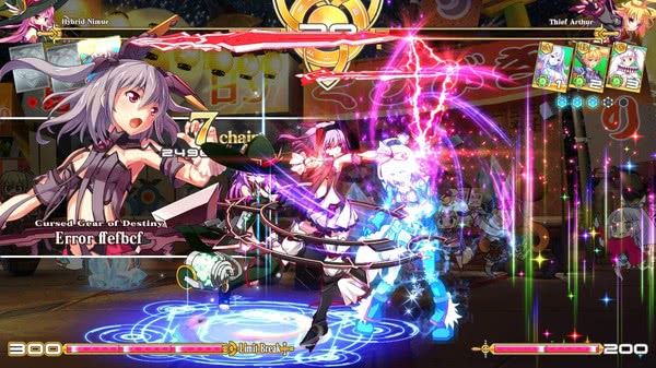 million arthur arcana blood pc