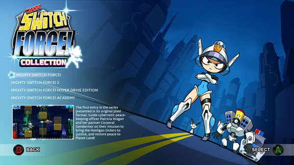 mighty switch force collection pc